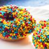Perline di zucchero colorato